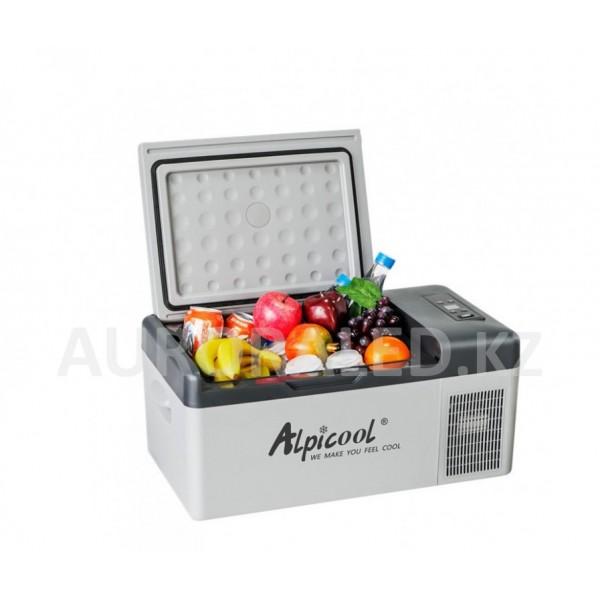Компрессорный автохолодильник AlpiCool C15