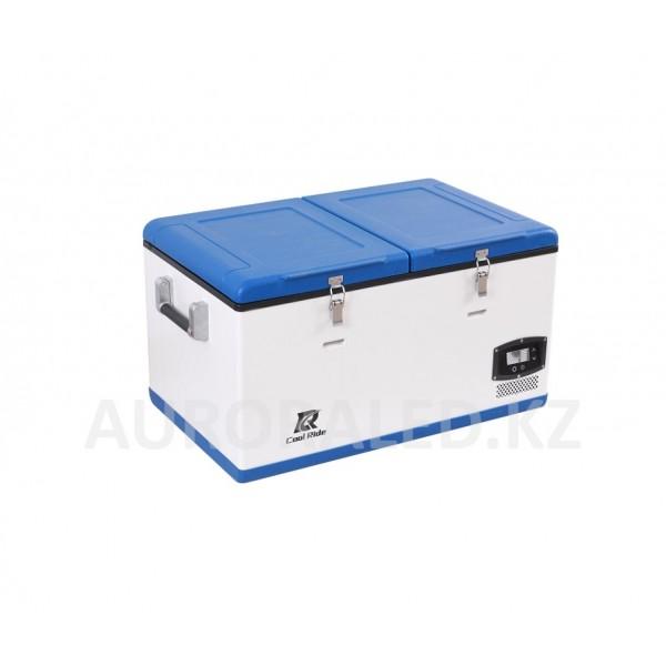 Автохолодильник компрессорный двухзонный CoolRide, 95 л