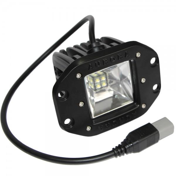 Светодиодный врезной фонарь Aurora ALO-E-2-E12T