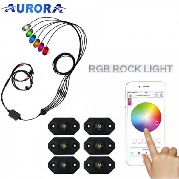 Светодиодная подсветка Aurora ALO-Y-2-RGB-D6