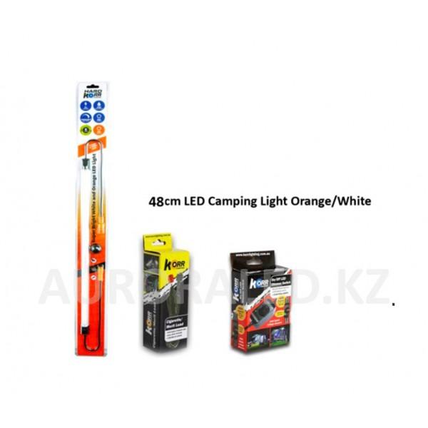 Освещение для тента ORANGE/WHITE LED LIGHT BAR 48cm